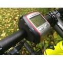 Løbeur / GPS Ur skums adaptor for cykel